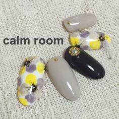 かわいいネイルを見つけたよ♪ #nailbook Simple Nail Art Designs, Easy Nail Art, Nail Designs, Trendy Nails, Cute Nails, Aloha Nails, Japan Nail Art, Jasmine Nails, Self Nail