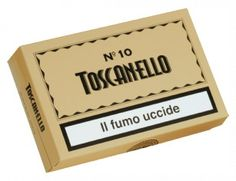 Toscanello's limited edition on the occasion of its 65th birthday