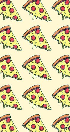 Wallpaper de pizza