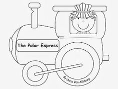 free the polar express beginning middle end story retelling train engine freebie