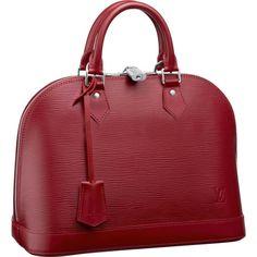 Louis Vuitton Alma PM Epi Leather M4030M