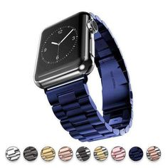 Apple watch faces blue rolex sport strand band apple watches watch apple apple watch ideas apple watch uses i watch apple styling apple watch apple watch how to apple watch fitness apple watch style smart watch apple watch 2 tips watches Apple Watch 2 Tips, Apple Watch Sizes, Rose Gold Apple Watch, Smart Watch Apple, Apple Watch Series 2, Apple Watch Bands, Sport Watches, Watches For Men, Apple Watch Features