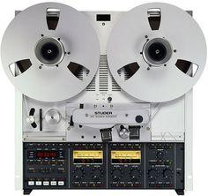Studer A807 Tape Machine