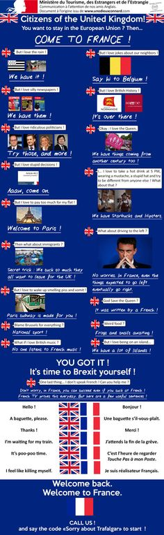 For those who want to stay in Europe but who love britishing... Brexit yourself! (By Un odieux Connard)