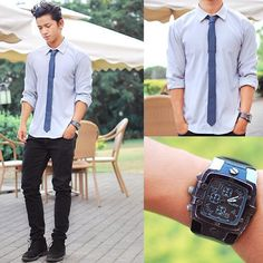 Men's Fashion. Love the watch
