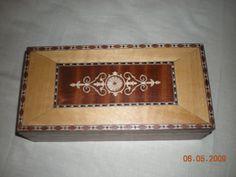 caja de escritorio