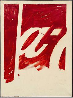 Mario Schifano (Italy 1934 - 1998 ) Ex propaganda (1960s)