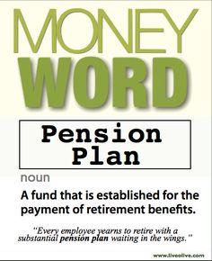 Pension Plan?