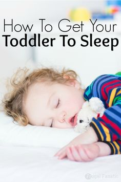 Do you struggle trying to get your kids to sleep every night? Read my tips to make the process easier.