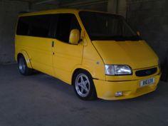 Ford Transit Camper, Used Vans, Ford 4x4, Vw T5, Minivan, Van Life, Cool Cars, Friends, Vehicles