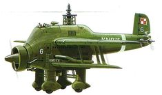 DOMBROWSKI-SEDLITZ HELICOPTER from Major Howdy Bixby's Album of Forgotten Warbirds