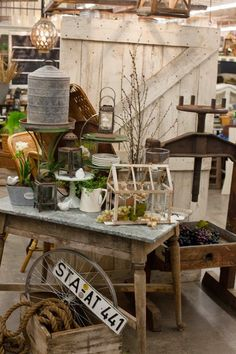Sweet Salvage on Antique Booth Displays, Vintage Store Displays, Antique Booth Ideas, Vendor Displays, Market Displays, Craft Show Displays, Vintage Display, Merchandising Displays, Display Ideas