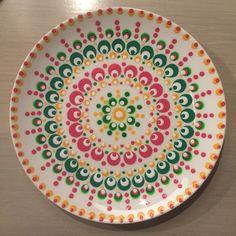 Dotting porcelain