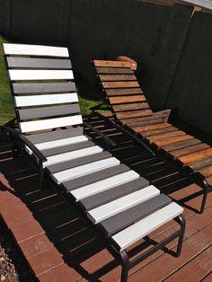 Patio Furniture Upcycle | | nidify diy