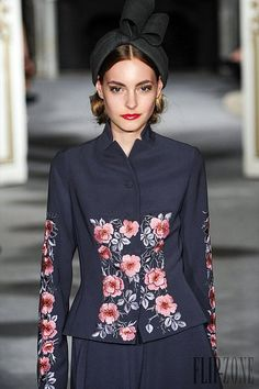 Yulia Yanina Couture - Fall 2015