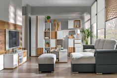 Moderná obývacia stena Evado
