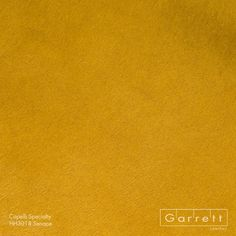 Capelli Specialty Senape #garrettleather