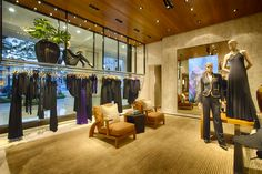 Mark Farwell photographed the new Ralph Lauren flagship store at Vincom Eden in Ho Chi Minh City prior to their grand opening last month.