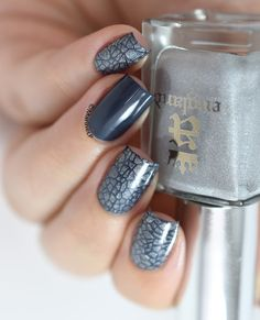 Are you fond of stamping nails! We do!