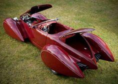 1932 Auburn - V12 Boattail Speedster