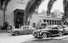 La Mamounia, Marrakech – A brief history, Mr Churchill and I (Travelettes) La Mamounia, Mamounia Marrakech, Palace, Spa, The Old Days, Long Time Ago, Great Shots, Churchill, Mercedes Benz