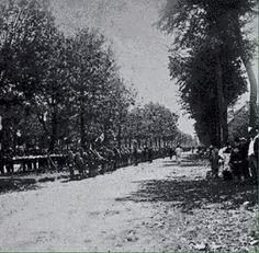 Boulevard 30 de Junio, hoy avenida Reforma.