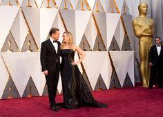 Eine besondere Freundschaft: Leonardo DiCaprio und Kate Winslet erschienen gemeinsam auf dem Roten Teppich.