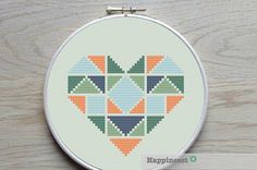 Hey, I found this really awesome Etsy listing at https://www.etsy.com/listing/207217668/geometric-modern-cross-stitch-pattern