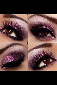 Beautiful makeup ideas!