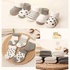Clothing, Shoes & Accessories Baby Ankle Socks Little Sister Brother Girls Boys Baby Shower Gift 0-6 Months A Wide Selection Of Colours And Designs