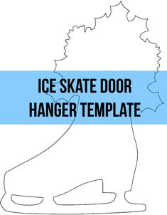120 best door hanger templates images on pinterest door hanger