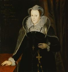 Queen Mary of Scots. She claimed the title of Queen of England while Elizabeth I reigned. She fled from her country to England where she was taken captive by Elizabeth I and later executed by the same. Mary Queen Of Scots, Queen Mary, Tudor History, British History, Rey Enrique, Adele, Maria Stuart, Isabel Tudor, Reign