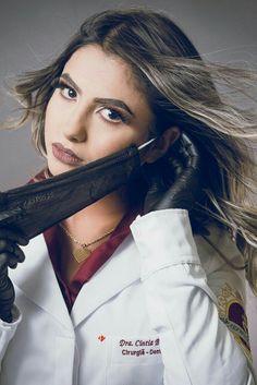 Beautiful Nurse, Medical Uniforms, Girl Photography Poses, Dentistry, Veronica, Hair Inspiration, Doctors, Photoshoot, Level 3