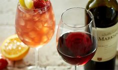 Carrabba's Italian Grill is now offering a sangria trio!