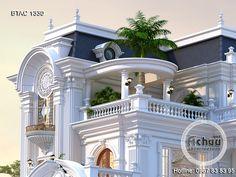 House Construction Plan, Classic House Design, Tuscan Style Homes, Villa Design, Ornaments Design, Mediterranean Homes, Futuristic Architecture, Facade, New Homes