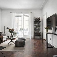 I'm in love with this room ~ photo via HusmanHagberg #livingroom #interiors #decor #sala #decoração #scandinavian