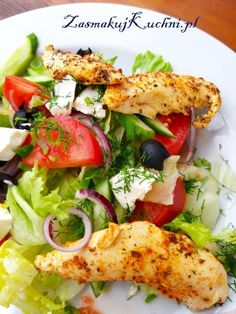Grill Party, South Beach Diet, Cobb Salad, Grilling, Salads, Food And Drink, Menu, Lunch, Impreza