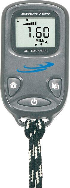 Brunton Get-back Mini Gps Outdoor Gear BN91184 - $78.95 #OutdoorGear #Brunton
