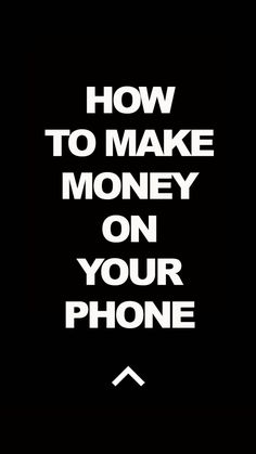 These 7 apps pay people cash to use them! - Bitcoin - Ideas of Bitcoin - These 7 apps pay people cash to use them! Ways To Earn Money, Earn Money From Home, Make Money Fast, Way To Make Money, How To Make, Free Money, Online Earning, Earn Money Online, Online Jobs
