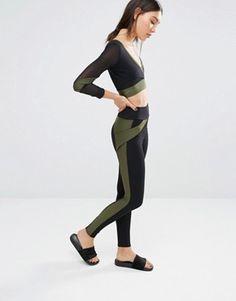 Quontum Side Stripe Legging