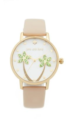 Kate Spade New York You Are Here Metro Watch