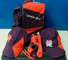 #London 2012 olympic #paralympic gamesmaker steward uniform & #accessories team g,  View more on the LINK: 	http://www.zeppy.io/product/gb/2/252425733625/