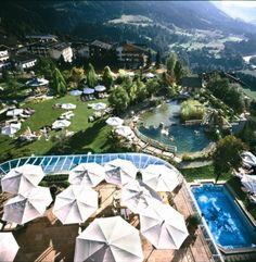 Hotel Oberforsthof*****, St. Johann im Pongau, Austria
