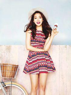 Park Shin Hye - H Style 2015