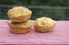 crustycorner: Bramborové muffiny se slaninou podle Dity P.