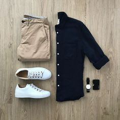 28 adorable outfit grid mens summer inspiration you need to try 28 Adorable Outfit Grid Mens Summer Inspiration - Mens Fashion - Fashionable Mens Casual Dress Outfits, Stylish Mens Outfits, Men Dress, Casual Attire, Casual Shirt, Sweater Outfits, Shirt Outfit, Fashion Mode, Suit Fashion