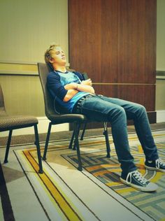 Dalton Rapattoni so cute when he sleeps