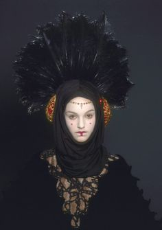 Sabe headdress