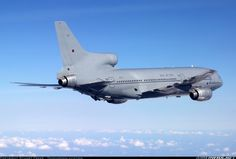 UK - Air Force; Lockheed L-1011-385-3 TriStar KC1 (500); ZD950 (cn 193V-1164) on the last operational sorties for RAF Tristars