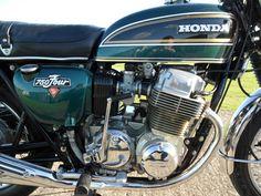 Honda CB750 K4